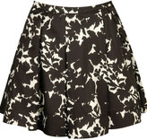Floral Shadow Skirt