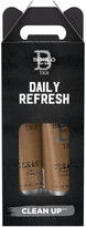 Tigi TIGI Bed Head for Men Clean Up Men's Daily Shampoo and Conditioner - Pack of 2 (Worth 20.90)