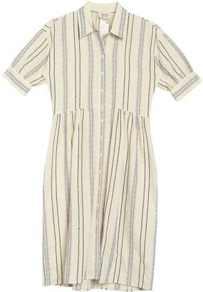 Paul & Joe Sister Striped Jacquard Shirt Dress
