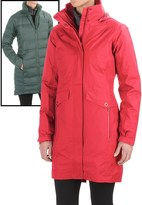 Columbia EvaPOURation Trench Omni-Heat® Interchange Jacket - 3-in-1, Waterproof, 550 Fill Power (For Women)