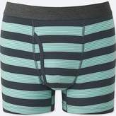 Uniqlo Men's Supima-« Cotton Striped Boxer Briefs