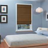 JCPenney Home Natural Woven Bamboo Cordless Roman Shade
