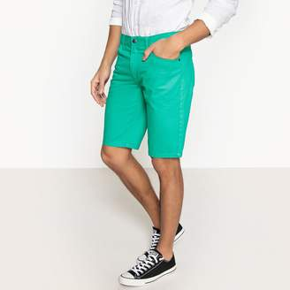 La Redoute Collections Bermuda Shorts with 5 Pockets
