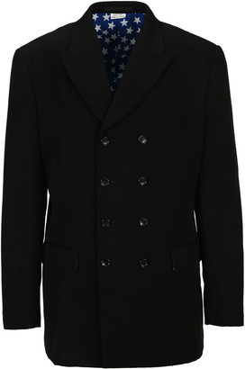 Comme des Garcons Double Breasted Blazer