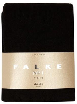 Falke Cashmere Tights - Womens - Black