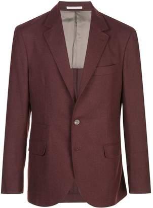 Brunello Cucinelli classic single-breasted blazer