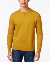 Tommy Hilfiger Men's Terry Crew-Neck Sweater