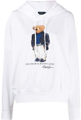 Polo Ralph Lauren Polo Bear hooded sweatshirt