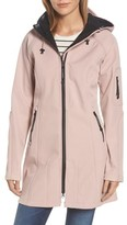 Ilse Jacobsen Women's Regular Fit Hooded Raincoat