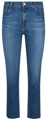 J Brand Ruby Cigarette Crop Jeans