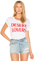 Private Party Desert Lovers Tee in White