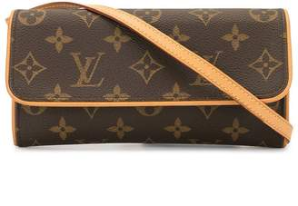 Louis Vuitton Pre-Owned 1999 monogram flap crossbody bag