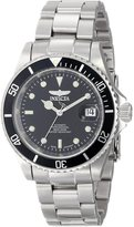 Invicta 9937 Pro Diver Collection Coin-Edge Swiss Automatic Watch