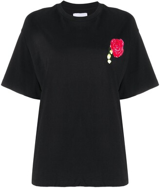 Opening Ceremony Room print T-shirt