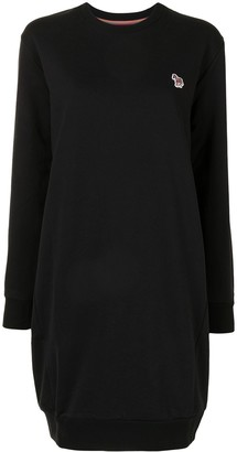 Paul Smith Animal-Patch Sweater Dress