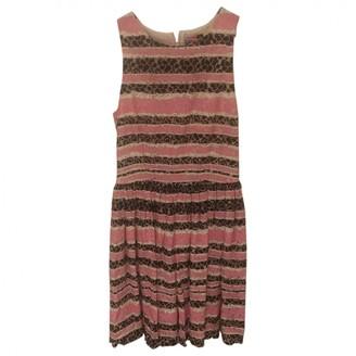 MSGM Multicolour Polyester Dresses