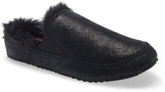 Sorel Go Errand Run Faux Fur Lined Slipper