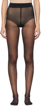 Wolford Black Pure 10 Tights