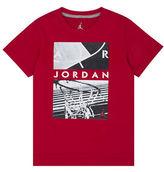 Jordan Basketball-Print Tee