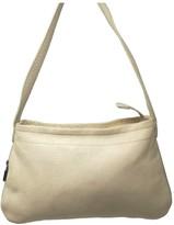 Furla Beige Leather Handbags