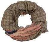Gucci Modal And Silk Scarf