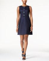 Tommy Hilfiger Turnkey Denim A-Line Dress