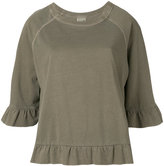 Dries Van Noten ruffled blouse