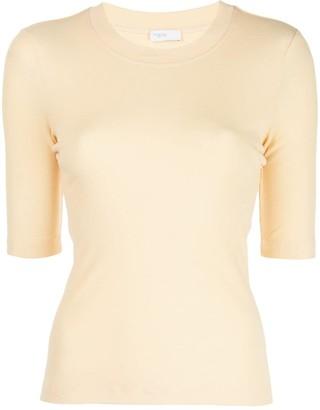 Rosetta Getty short-sleeve fitted T-shirt