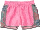 Crazy 8 Neon Geo Active Shorts