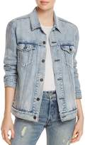 Levi's Oversize Trucker Denim Jacket in Stonebridge