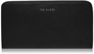 Ted Baker Fayrie Leather Zip Around Matinee Purse