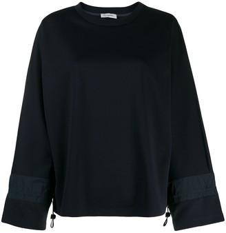 Peserico Bell Sleeves Sweatshirt