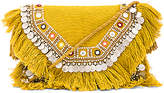 Shashi Kelis Crossbody in Yellow.