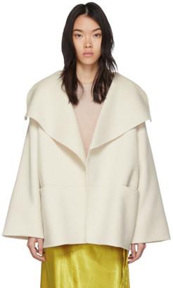 Totême Off-White Annecy Jacket