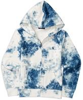 Ralph Lauren Boys' Tie-Dye Hoodie Sweatshirt - Sizes S-XL