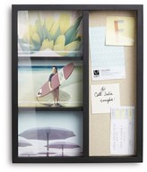 """Umbra Loft by Frame with Pinboard - Hold 3 5""""x7' Photos"""
