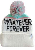 TINY WHALES Whatever Forever Beanie