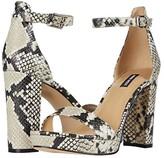 Nine West Dempsey Heeled Sandal (Light Natural 1) Women's Shoes