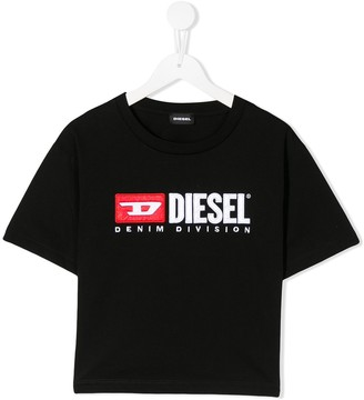 Diesel logo short-sleeve T-shirt