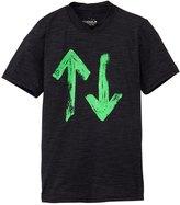 Xcel Boys' Heathered VentX Short Sleeve Surf Shirt 8122996