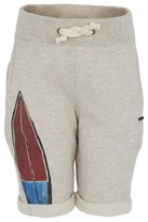 Scotch Shrunk Sweat Short with Surfboard Print