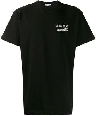Ih Nom Uh Nit oversized logo T-shirt