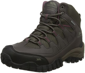 Trespass Mitzi Womens High Rise Hiking High Rise Hiking Boots