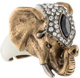 Roberto Cavalli Elephant Cocktail Ring