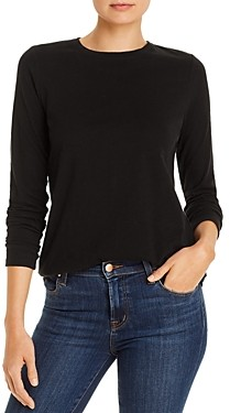 Eileen Fisher System Petites Organic Cotton Tee