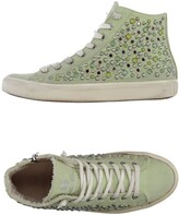 Leather Crown High-tops & sneakers - Item 11009616