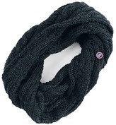 Canada Goose Cable Knit Loop Scarf