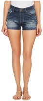 Lucky Brand A Line Vintage Shorts in Beach City Women's Shorts