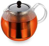 Bodum Assam 4-Cup Glass Tea Maker