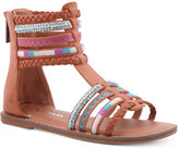 Nina Gladiator Sandals, Little Girls (11-3) & Big Girls (3.5-7)